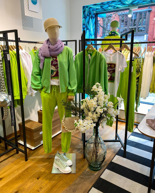 Sporty Green